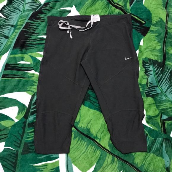 Nike Pants - Nike Dri Fit Running Capri